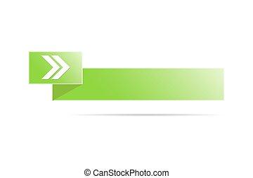 緑, 矢, ラベル