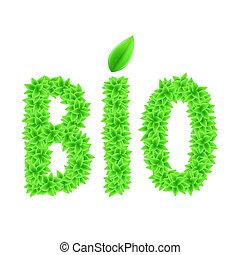 緑, bio, text.