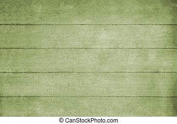 緑, planked, 背景, 手ざわり