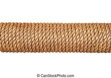 線軸, 繩子