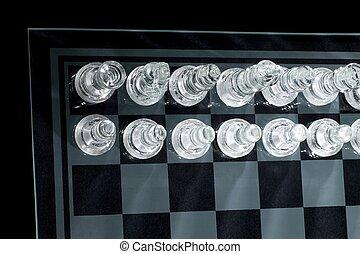 線, チェス