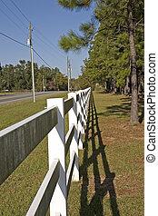 線, 柵欄