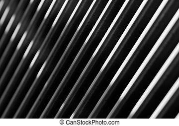線, 産業, 金属, 背景, 手ざわり