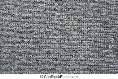 編まれる, 灰色, 手ざわり, 生地
