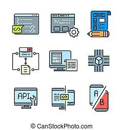 編碼, 圖象, 集合, 顏色