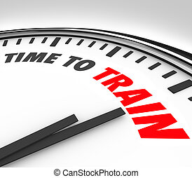 練習する, 成功, 技能, コーチ, 列車, 勉強, 時間