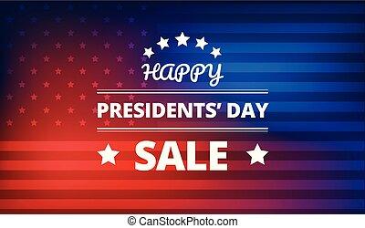 總統, 矢量, 銷售, 背景, 天