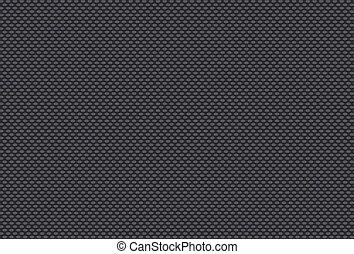 繊維, 炭素