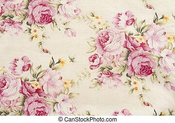 織品, 布, 蜡防印花布