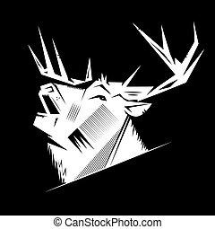 織物, 犬, ステッカー, 布, アイデンティティー, 印, ポスター, logotype, 熊, 紋章, シンボル, 使用法, tシャツ, 黒, バッジ, 服装, 印刷, モノクローム, 白, wolf., 入れ墨