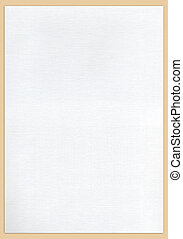 織物, 白い背景, 生地, 手ざわり