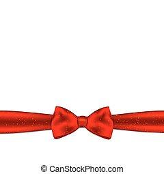 红的带子, 鞠躬