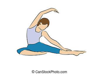 练习, 瑜伽
