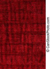 织品, 红