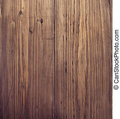 结构, 背景, 木制, 树木