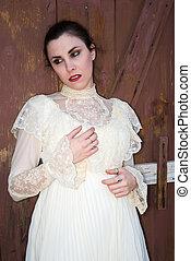 维多利亚时代的人, 衣服