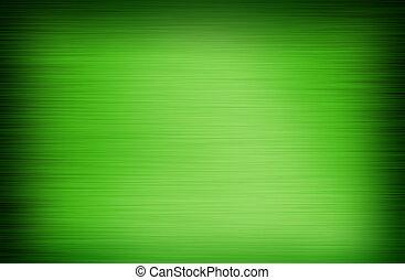 绿色的摘要, 背景
