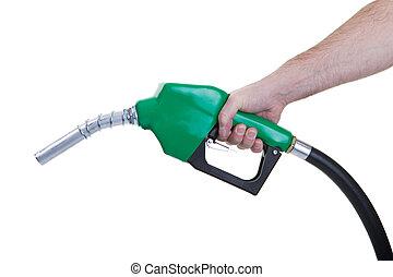 绿色, 燃料, 喷管
