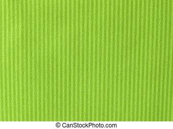 绿色, 结构