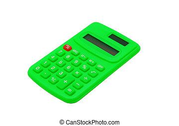 绿色, 计算, 隔离, 在怀特上