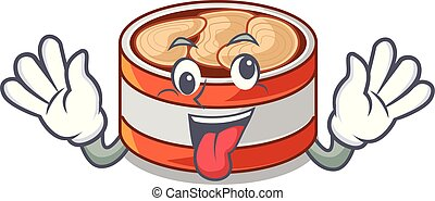 缶詰にされる, 狂気, キャビネット, マグロ, 漫画, 台所