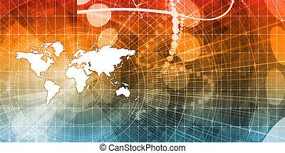 网絡, 鏈子, 供應