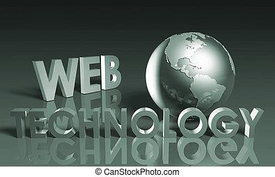 网, 技術