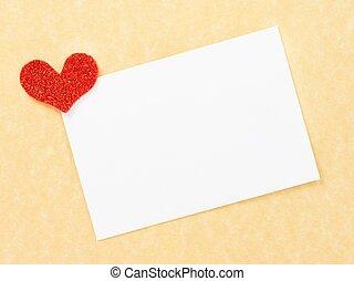 羊皮纸, 正文, 纸卡片, 背景, 礼物, 空白