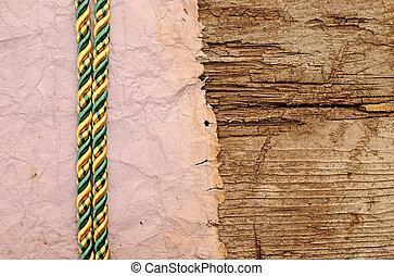 羊皮纸, 结构, 纸, 老, 背景, 古代, 葡萄收获期