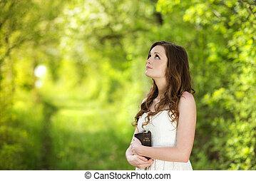 美しい女性, 聖書
