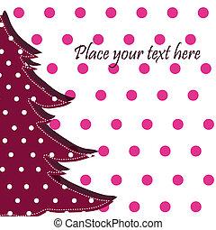 美しい, クリスマスカード