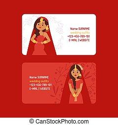 美しい, セット, 愛, costume., clothing., sari., bollywood, fashion...