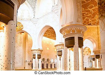 美しい, モスク
