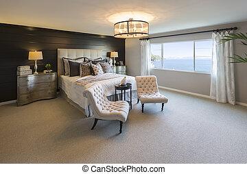美しい, 内部, 勧誘, 寝室