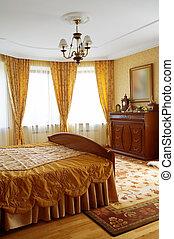 美しい, 現代, 寝室