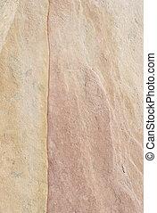 美しい, 砂岩