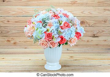 美しい, 花束, 花