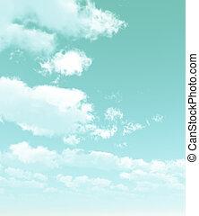 美しい, cloudscape