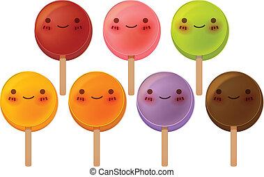 美しい, lollipop, コレクション