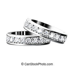 美しさ, 結婚指輪