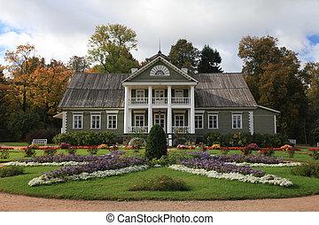 美丽, 花园