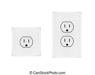 美國人, 電氣的出口