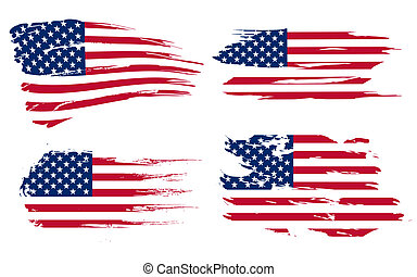 美國旗, 背景