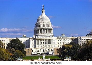 美國美國國會大廈