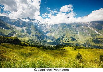 美麗, 山風景