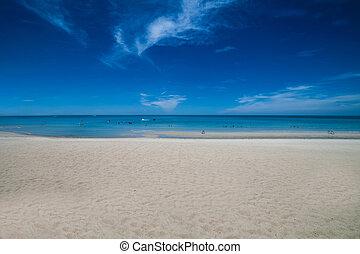 美麗, 島, 泰國