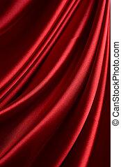 美麗, 摘要, 絲綢, 背景