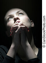 美麗, 禱告