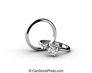 美麗, 結婚戒指