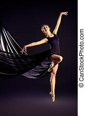 美麗, 芭蕾舞